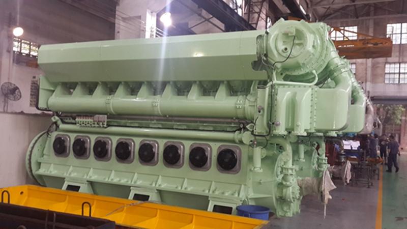 船用柴油发电机